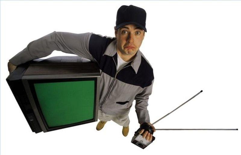 televizorių taisymas